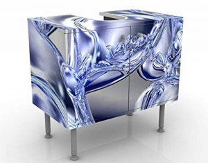 meuble de salle de bain 60 cm de large TOP 7 image 0 produit