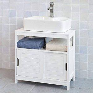 meuble de salle de bain avec deux vasques TOP 4 image 0 produit