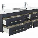 meuble double vasque TOP 0 image 4 produit