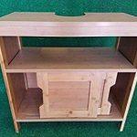 meuble en bois salle de bain TOP 10 image 1 produit