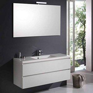meuble lavabo 120 cm TOP 1 image 0 produit