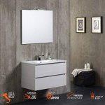 meuble lavabo 120 cm TOP 2 image 1 produit