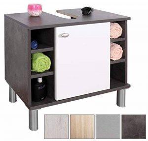 meuble lavabo gris TOP 11 image 0 produit