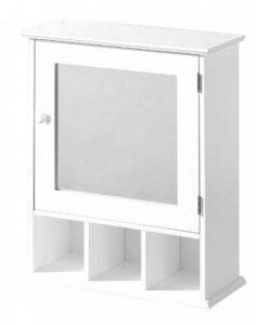 meuble miroir salle de bain bois TOP 0 image 0 produit