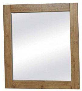 meuble miroir salle de bain bois TOP 10 image 0 produit