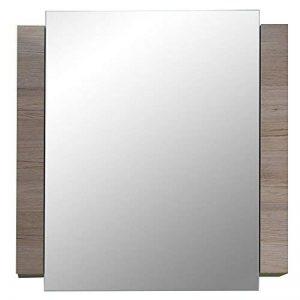 meuble miroir salle de bain bois TOP 5 image 0 produit