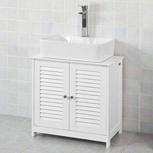 meuble salle de bain 2 vasques TOP 12 image 0 produit