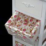meuble salle de bain blanc laque 80 cm TOP 1 image 3 produit