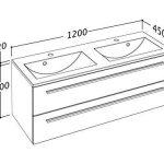 meuble salle de bain double vasque TOP 6 image 2 produit