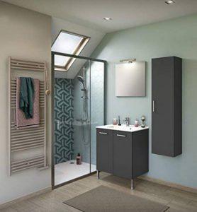 meuble salle de bain gris foncé TOP 9 image 0 produit