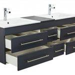 meuble salle de bain plus vasque TOP 0 image 4 produit