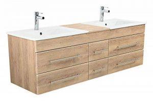 meuble salle de bain plus vasque TOP 2 image 0 produit
