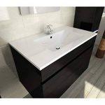 meuble salle de bain vasque noire TOP 4 image 2 produit