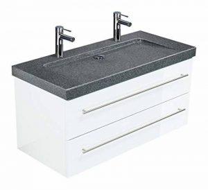 meuble sdb double vasque TOP 5 image 0 produit