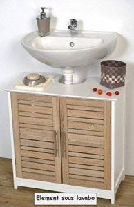 meuble sous lavabo avec colonne TOP 7 image 0 produit