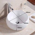 meuble vasque salle de bain 60 cm largeur TOP 10 image 4 produit