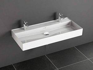 meuble vasque salle de bain 60 cm largeur TOP 11 image 0 produit