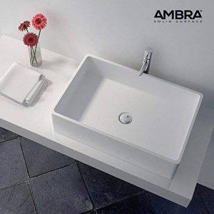 meuble vasque salle de bain 60 cm largeur TOP 7 image 0 produit