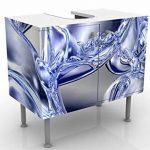 meuble vasque salle de bain 60 cm TOP 4 image 4 produit