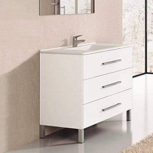 meuble vasque salle de bain 60 cm TOP 7 image 0 produit