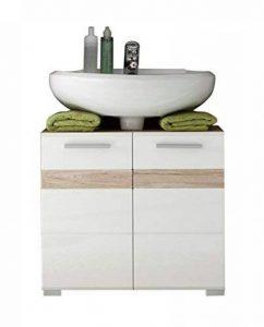 meuble vasque salle de bain blanc TOP 1 image 0 produit