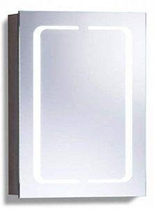 miroir éclairant avec prise TOP 4 image 0 produit
