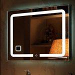 miroir éclairant avec prise TOP 5 image 2 produit