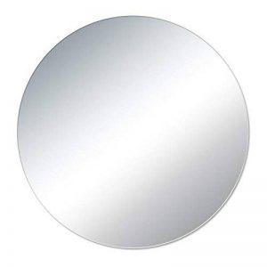 Miroir de salle de bains HD anti-déflagrant rond miroir sans cadre Miroir de courtoisie mural (taille : 70cm) de la marque Bathroom mirror image 0 produit