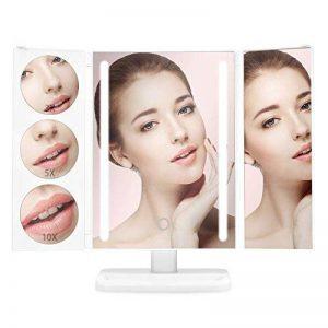 miroir de table grossissant TOP 13 image 0 produit