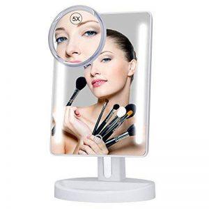 miroir de table grossissant TOP 4 image 0 produit