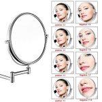 miroir extensible pour salle de bain TOP 8 image 1 produit