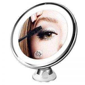 miroir grossissant lumineux 10x TOP 12 image 0 produit