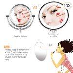 miroir grossissant lumineux 10x TOP 12 image 1 produit