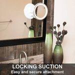 miroir grossissant lumineux 10x TOP 2 image 4 produit