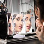 miroir grossissant lumineux sur pied TOP 8 image 1 produit