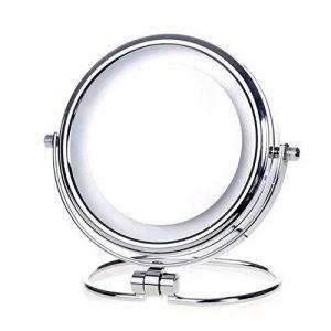 miroir grossissant sur pied x10 TOP 8 image 0 produit