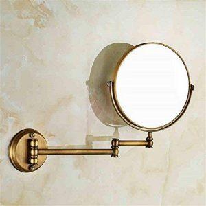 miroir grossissant x10 fixation murale TOP 4 image 0 produit