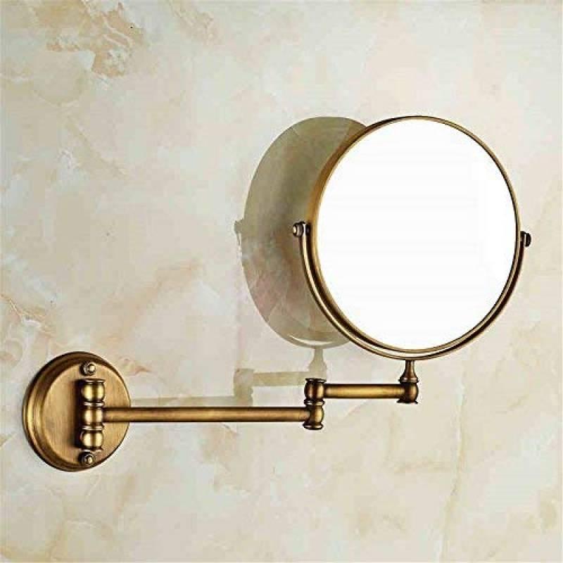 Miroir grossissant x10 fixation murale faire des affaires pour 2019 meubler sa salle de bain - Fixation miroir salle de bain ...