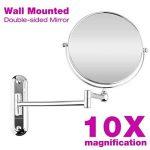 miroir grossissant x10 fixation murale TOP 7 image 4 produit