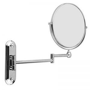 miroir grossissant x10 mural TOP 1 image 0 produit