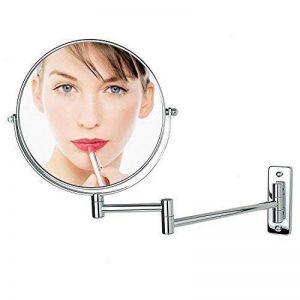 miroir grossissant x10 mural TOP 4 image 0 produit