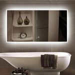 miroir led 100x60 TOP 4 image 2 produit