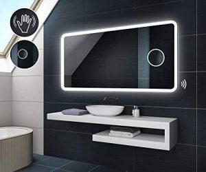 miroir led 100x60 TOP 9 image 0 produit