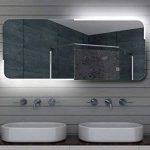 miroir lumineux salle de bain 120x60 TOP 1 image 1 produit