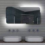 miroir lumineux salle de bain 120x60 TOP 1 image 2 produit