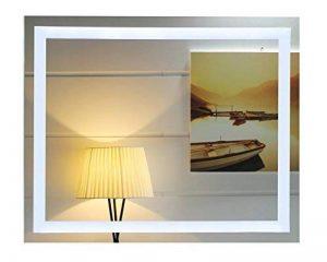 miroir lumineux salle de bain 120x60 TOP 3 image 0 produit