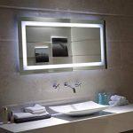 miroir lumineux salle de bain 120x60 TOP 3 image 1 produit