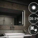 miroir lumineux salle de bain 120x60 TOP 4 image 1 produit