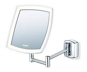Miroir mural pour maquillage miroir grossissant éclairage LED Beurer BS 89 de la marque Beurer image 0 produit