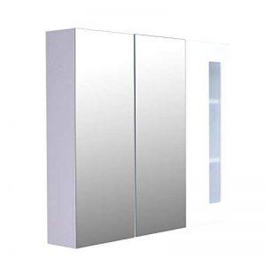 miroir rangement salle de bain TOP 7 image 0 produit